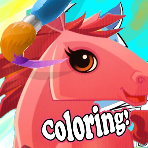 Animals Colors App Paint For Animal Jam To Kids