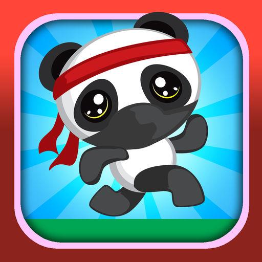 Panda Ninja Bear Dash