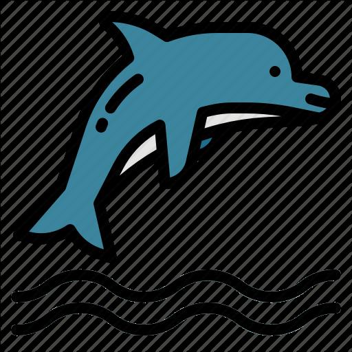 Animal, Animals, Aquarium, Dolphin, Kingdom Icon