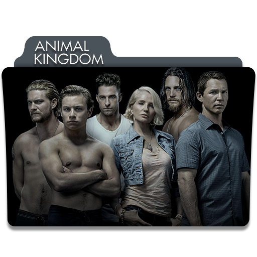 Animal Kingdom Tv Series Folder Icon