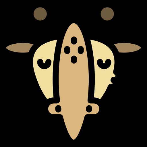 Giraffe Animal Kingdom Png Icon