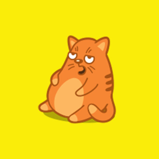 Cat Stickers Emoji Animated Icons Meow Gifs