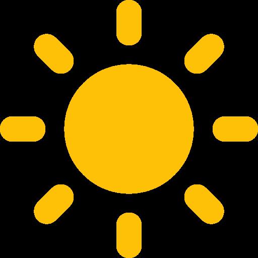 Sunny Weather Icon Icons Weather Icons, Icon