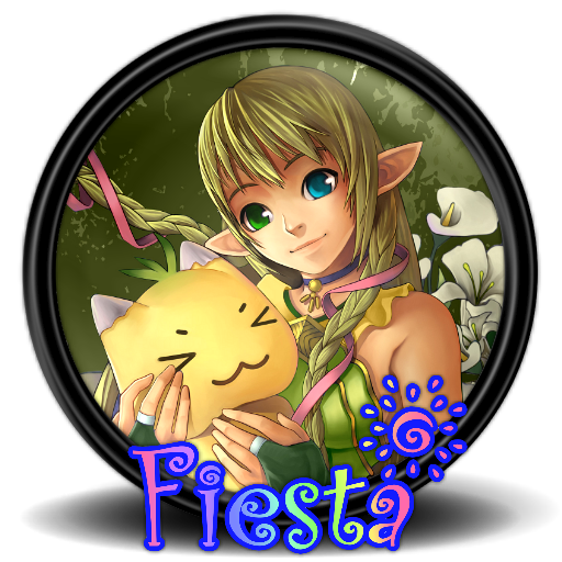 Fiesta Online Icon Mega Games Pack Iconset Exhumed