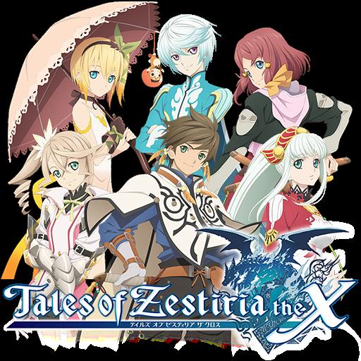 Tales Of Zestiria The X Anime Icon