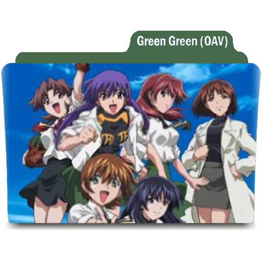 Anime Icons On Twitter Green Green