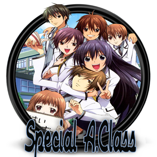 Special A Class Anime Icon