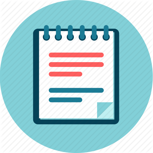 Annotation, Content, Document, Notepad, Notes, Text Icon