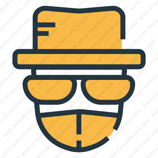 Download Anonymous Icon Inventicons