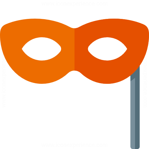 Iconexperience G Collection Mask Icon