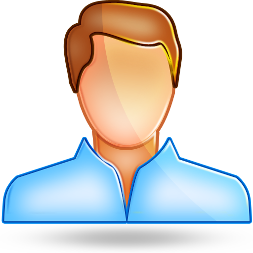 Male User Icon Images