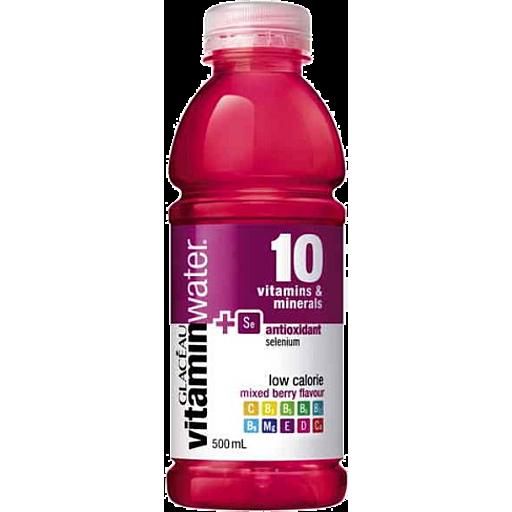Glaceau Vitamin Water Antioxidant