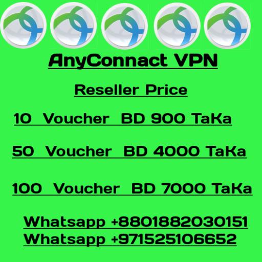 Anyconnect Voucher Sale Apk