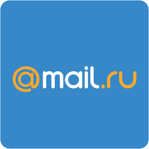 Address Book, Contact, Contacts, Email, Mail Ru, Mailru, Square Icon