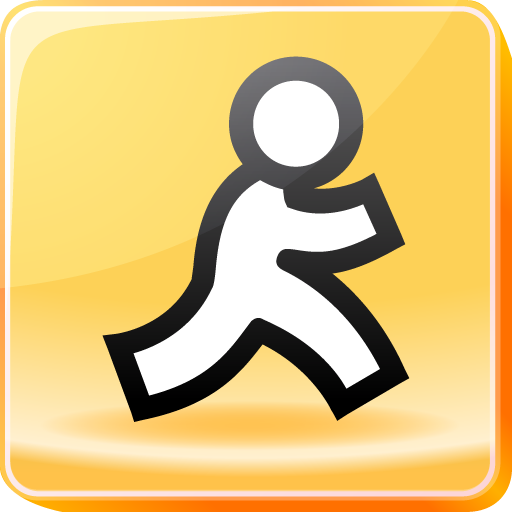 Mail, Instant, Messenger, Message, Aol, Chat Icon