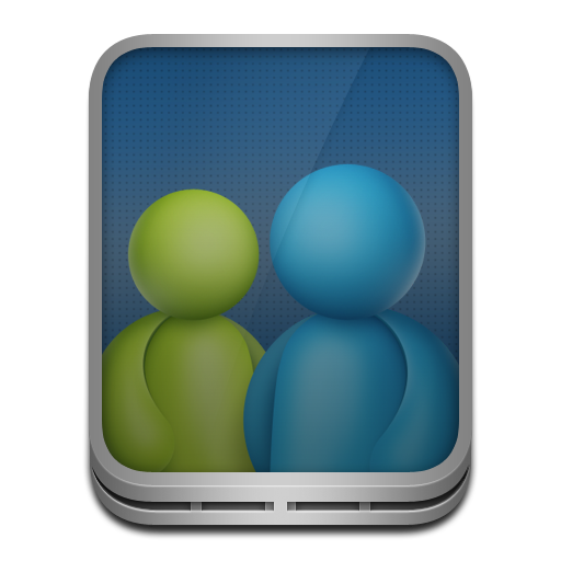 Eqo, Messenger Icon