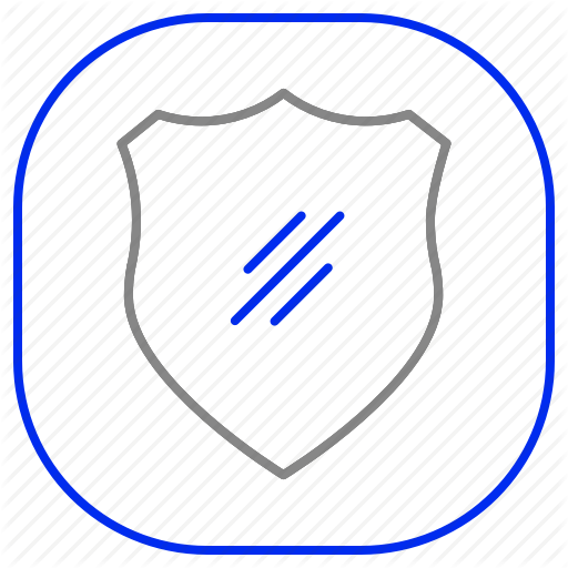Android, Aolication, App, Phone, Shield Icon