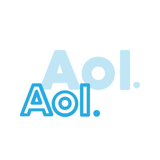 Brands, Logo, Aol, Brand, Logos Icon