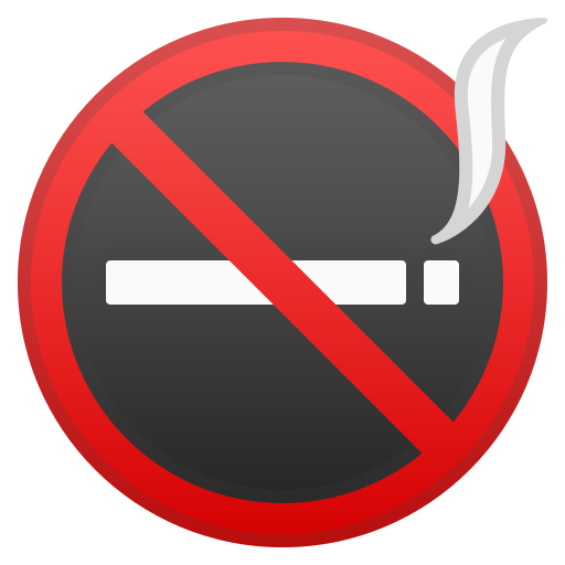 No, Smoking Icon Free Of Noto Emoji Symbols