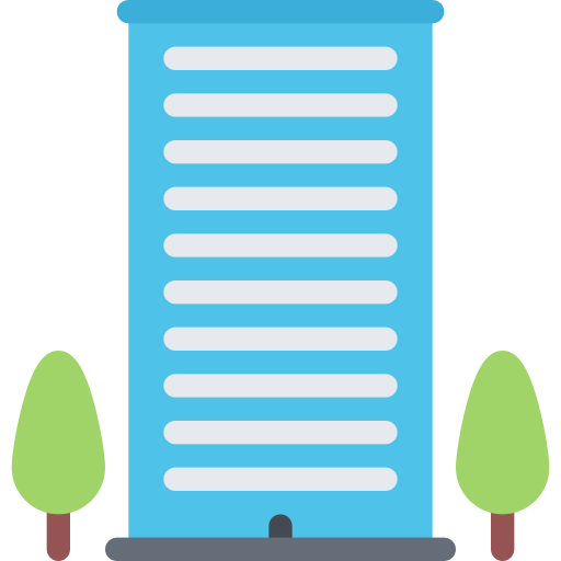 Building Apartment Png Icon