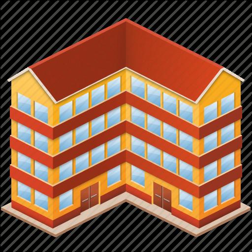 Apartment Rental Icon Images