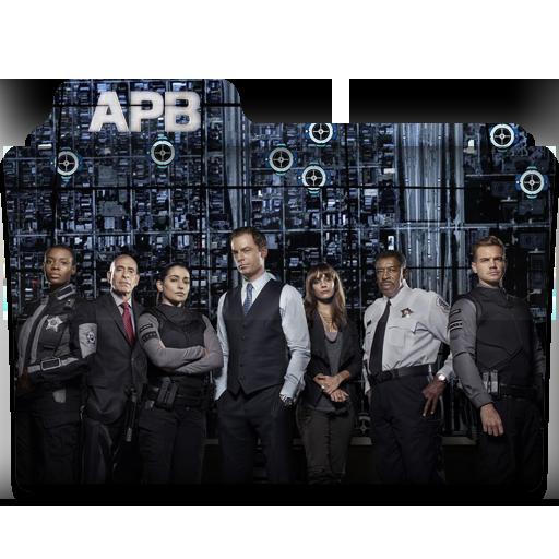 A P B Tv Series Folder Icon