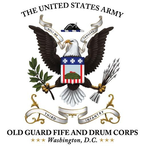 The U S Army Old Guard Fife And Drum Corps