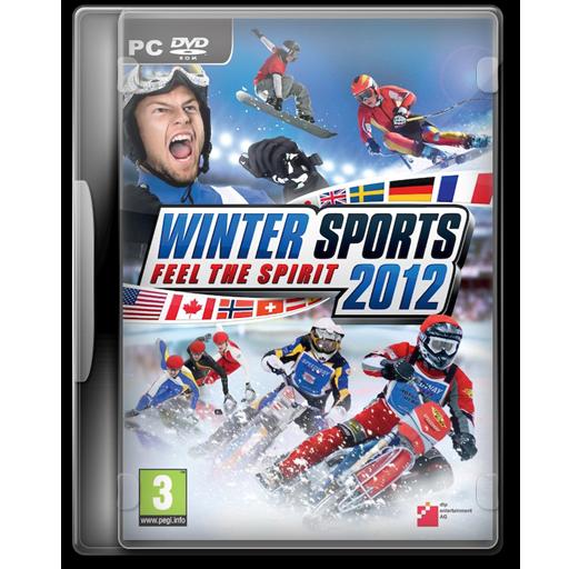 Winter Sports Feel The Spirit Icon