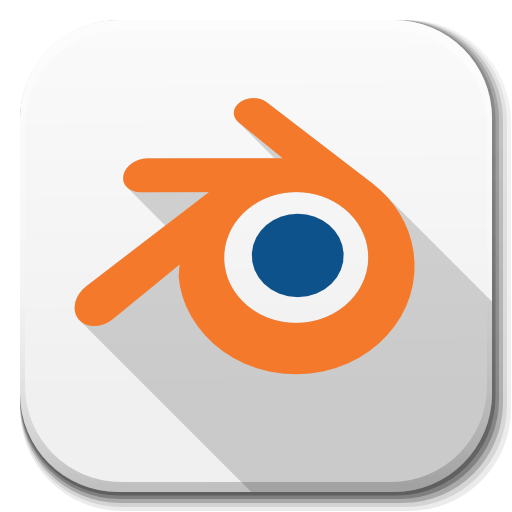 Apps Blender Icon Flatwoken Iconset Alecive