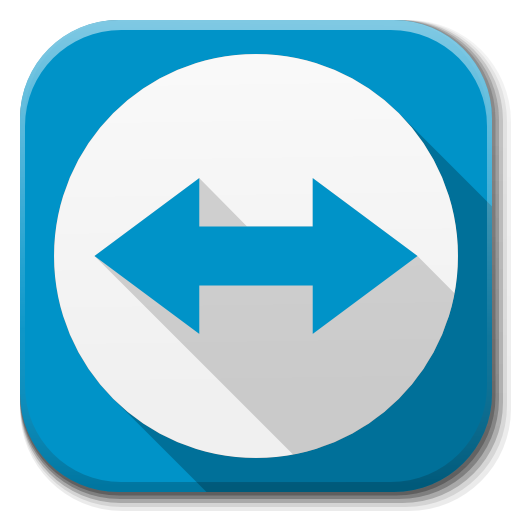 Apps Teamviewer Icon Flatwoken Iconset Alecive