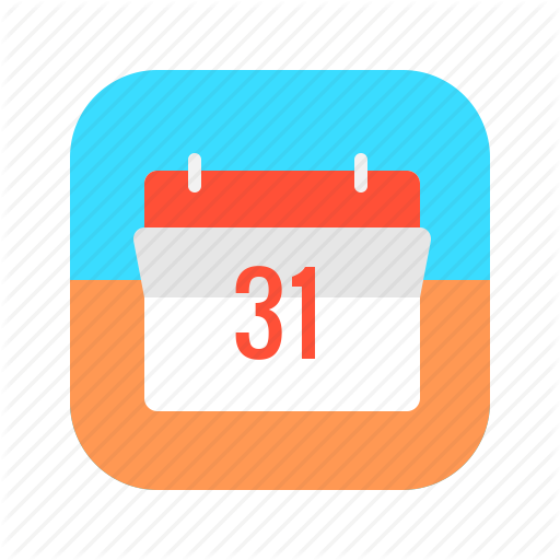 App, Calendar, Date, Mobile, Month, Schedule, Year Icon
