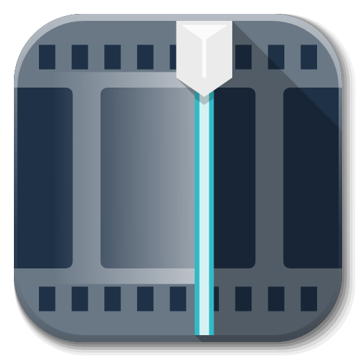 Apps Player Video Editor Icon Flatwoken Iconset Alecive