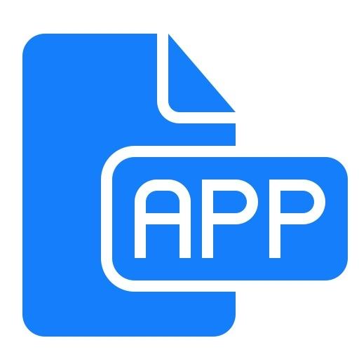 Application Icon Flatastic Iconset Custom Icon Design
