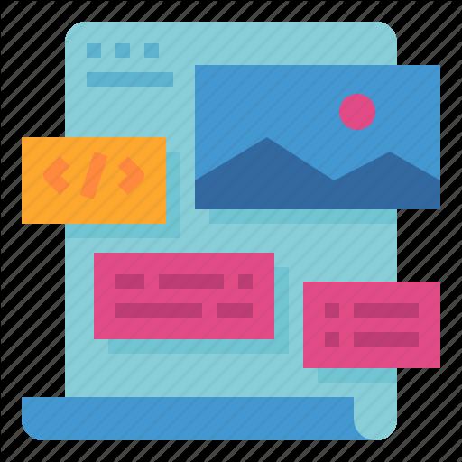 Custom, Design, Mockup, Template, Theme, Web Icon