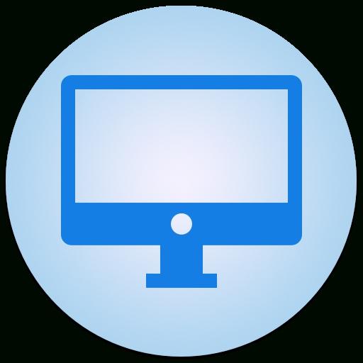 Desktop App Free Icons