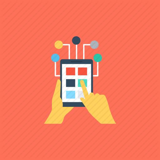 Interaction, Interaction Design, Interactive Interface, Mobile