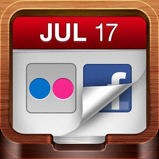 Flickpad Ios App Icon Design Inspiration Ios App