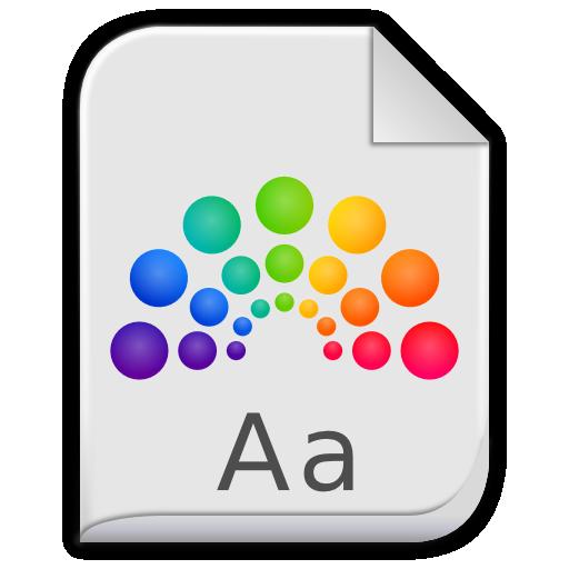 App X Theme Icon Leaf Mimes Iconset Untergunter