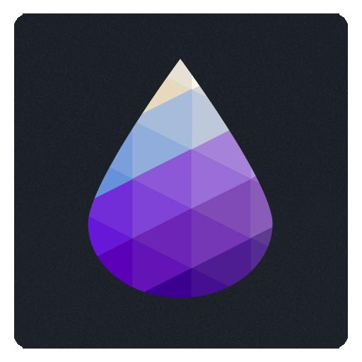 A Drop App Launcher Icon