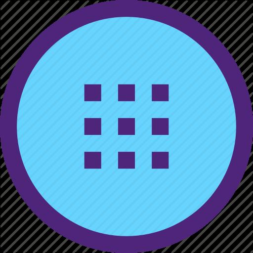 App, Apps, Button, Communication, Interaction, Interface, Launcher