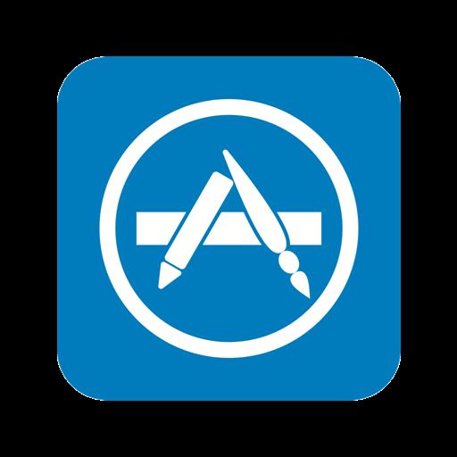 Appstore Icon Free Of Social Media Logos