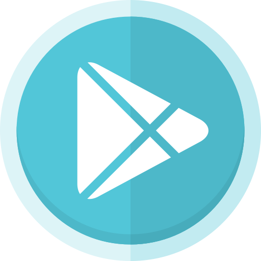 App Store, Google Play Logo, Play, Google, Android Store Icon