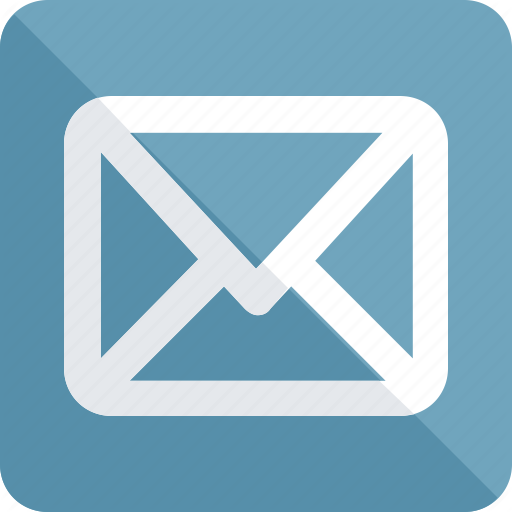 Air Mail, Envelope, Letter, Mail Icon Icon