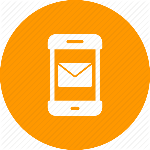 App, Envelope, Mail, Message, New, Phone, Sms Icon