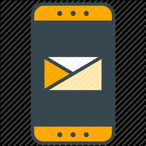 App, Envelope, Mail, Mobile, Phone, Seo, Smart Icon