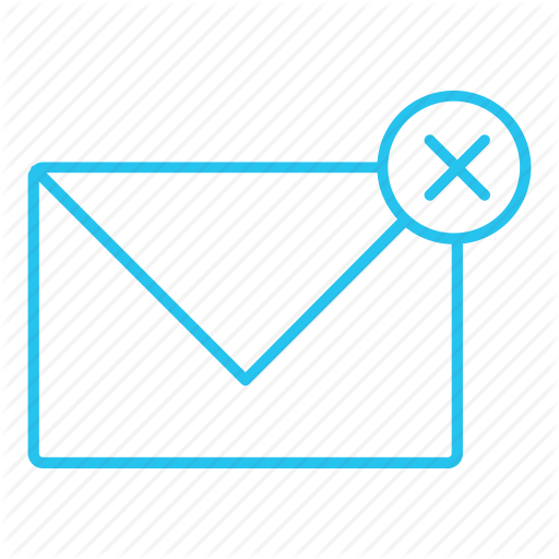 Comment, Delete, Email, Envelope, Mail, Message, Remove Icon