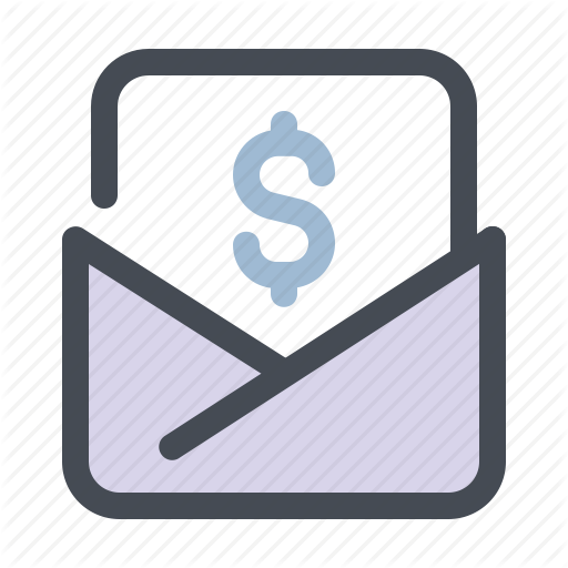 Email, Envelope, Increment, Job Letter, Mail, Marketing, Salary Icon