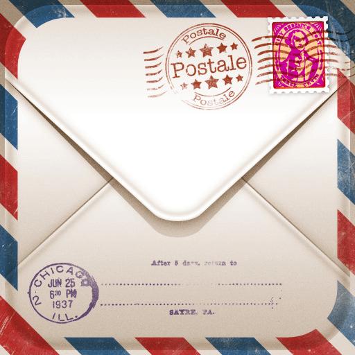 Postale Ios Icon Gallery