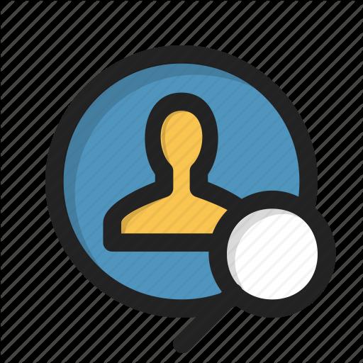 Appearance, Find, Individual, Person, Profile, Search, User Icon