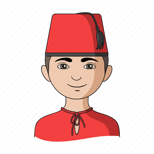 Appearance, Human, Man, Nation, Race, Turk Icon